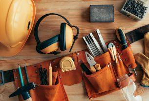 Professional workshop equipment